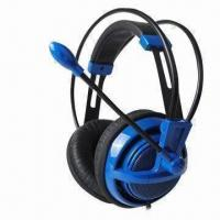 Best USB Headphone with 20Hz to 20kHz Frequency Response, Convenient Volume Controller, 50mm Driver Unit wholesale