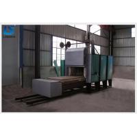 Best Electric Trolley Type Industrial Heat Treatment Furnaces Low Power Consumption wholesale