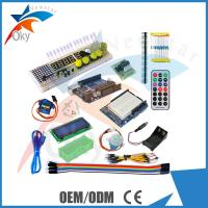 830 points Breadboard Starter Kit For Arduino IR Mini Remote Control Arduino Starter Kits