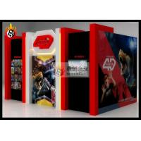 Best Amazing 4D Cinema Theater with Motion Chair and Beautiful Cinema Cabin wholesale