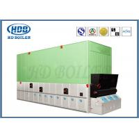 Best YLW Coal Fired Horizontal Thermal Oil Boiler SGS Certification Low Pollution Emission wholesale