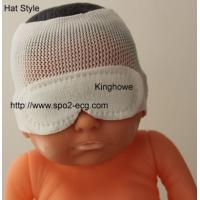 Best Hat Style Neonatal Phototherapy Eye Mask L S M Size Soft Touch Single Use wholesale