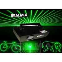 China 200MW Green Mini Dj Laser Lights Projector For Club / Party / Disco / Bar / Pub on sale