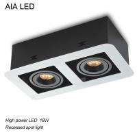 Best Inside RA80 surface mounted 18W COB LED down light for hotel use wholesale