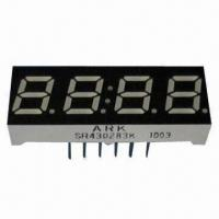 Best 0.28 Inch 7 Segment Numeric LED Display in Four-Digit, Used for Home Electronic Appliance wholesale