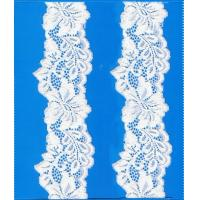 China floral pattern on lace trimming for garment (HF-LC0022#) on sale