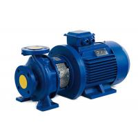 Quality Open Impeller Non Clog Centrifugal Salt Water Pump Sing Stage Wear Resistant wholesale