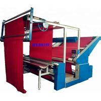 China Open Width Knitted Fabric Inspection Machine 3600*3000*2000mm With Tension Control on sale