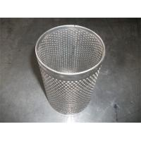 Best Plain / Twill Weave SS Filter Screen Mesh For Strainer , Strong Tension wholesale