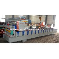 Best wall panel Roofing sheet metal roll forming machineswith iron welding cutting system wholesale