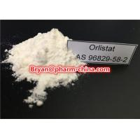 Best No Side Effects Weight Loss Steroids Powder Orlistat for Slimming and Antidepressant CAS 96829-58-2 wholesale