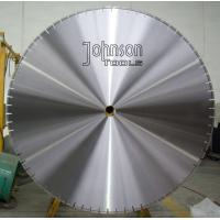 Best 1100mm laser saw blade for prestressed concrete cutting , 44 Inch saw blade, fast cutting and long life wholesale