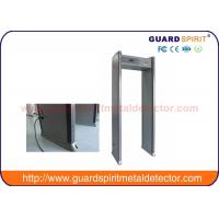 Best Door Frame Metal Walk Through Gate Walk Through For Shipping Mall wholesale