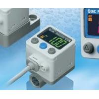 Best ISE40A-C4-R-M Digital Pressure Switch Space Saving Design 3 - Step Setting wholesale