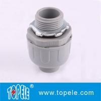 Quality Straight Liquid-tight Conduit Connectors Flexible Conduit And Fittings wholesale