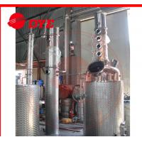 Best CE Approved Micro Copper Distillery Equipment Tequila Distiller wholesale