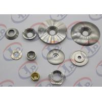 Buy cheap Brass CNC Turned Parts , Small Nuts And Washers With Different Types from wholesalers