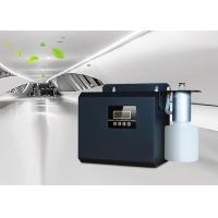 Buy cheap 31W Metal Scent Diffuser Machine With External Bottle / Commercial Aroma from wholesalers