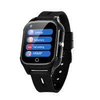Best 4G WIFI GPS Smart Watch for Elderly seniors Geo-Fence Android OS  SOS smart phone watch wholesale