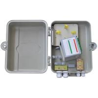 Cheap HSGFKSW-32 Fiber Distribution Box / Outdoor Optical Cable Distribution Box for sale
