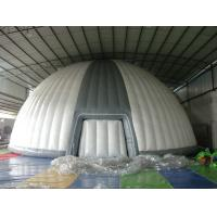 FR Rip Stop Nylon Event Inflatable Tent , Advertising Inflatable Dome Tent