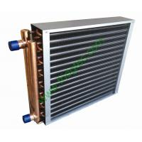 China China made good quality hydronic coil air to water heat exchanger on sale