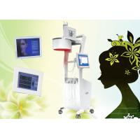 China LED Laser Hair Growth Equipment / Laser Hair Loss Machine touch screen on sale