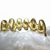 Best Intensity Restoration Dental Crown Lab Captek Naogold Dental Bridge In Dentistry wholesale