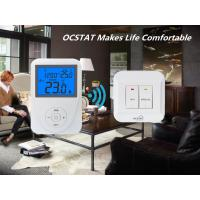 Best 868 MHz Remote Control Programmable Room Thermostat For Temperature Control wholesale