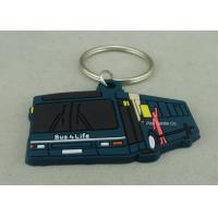 Best Custom Soft PVC Keychain , Promotional 2D Custom Rubber Keychains wholesale