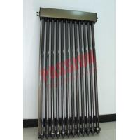 Best Professional U Pipe Pressurized Solar Collector For Room Heating 15 Tubes wholesale