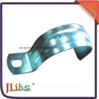Best No Screw ISO9001 Metal Tube Brackets Without Rubber , High Temperature Resistance wholesale