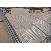 Buy cheap Coal Steam Boiler Spare Parts Seamless Steel Membrane Water Wall Panel ASME Standard from wholesalers