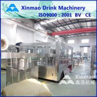 Best 3-in-1 PET / Can Automatic Water Filling Machines With CIP System wholesale
