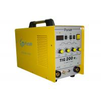 Quality TIG200M Thin Stainless Plate Inverter Tig Welder Machine With Pulse , Normal Operation In 2A wholesale