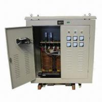 Cheap 220V 30kVA Dry-type 3-phase Transformer with 50 to 60Hz Frequency for sale