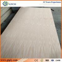 Cheap 18mm Poplar Core Red Oak Plywood for sale