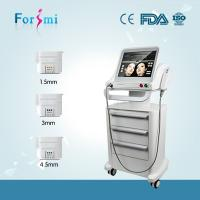 Best factory newest machine hifu for face lift skin tightening wrinkle removal double chin wholesale