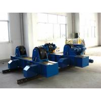 Quality Adjustable Pipe Welding Rollers For Cylinder Rotation 80 Ton Loading Capacity wholesale