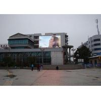 Cheap P4.81mm SMD2727 SMD1921 Outdoor High Definition Digital Advertising LED Video for sale