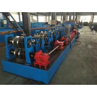 Quality Hydraulic Standing Seam Roll Former , C Channel Roll Forming Machine For Steel Constructions wholesale