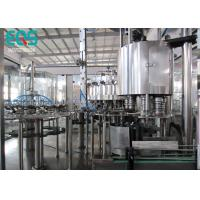 Best SUS304  500ML PET Bottle Carbonated Soda Filling Machine DCGF 24-24-8 wholesale