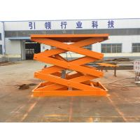 Best Hydraulic Fixed Scissor Goods Lift Table from Shengyuan group wholesale
