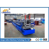Buy cheap Continuous Profile 15 Stations C Section Roll Forming Machine from wholesalers