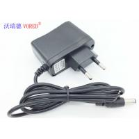 Best 6V 200MA AC To DC Power Adapter For Wireless Intercom 0% - 95% Humidity wholesale