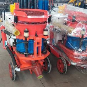China Capacity 3.5m3/h Electric Mini Dry Mix Shotcrete Machine For Sale on sale