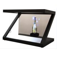 Best Hologram 3d hologram display Showcase Built - in 10wx2 speakers wholesale