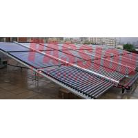Best 50tubes Low Pressure Vacuum Tube Solar Thermal Collector for Heating System wholesale
