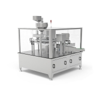 China Doy Pack Rotary Bag 8.5KW Automated Packaging Machine on sale