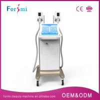 Best Beauty salon use 15 inch touch screen 2 cryo handle work together cool sculption Cryolipolysis machine to body shaping wholesale